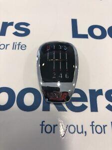 Genuine-Vauxhall-Astra-H-Meriva-A-Vectra-C-VXR-Gear-Knob-Badge-Insert-93185738
