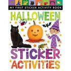 Halloween Sticker Activities by Little Tiger Press Group (Paperback, 2014)