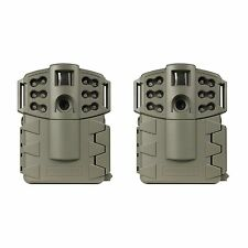 Moultrie GameSpy A-5 Gen2 5MP Low Glow Infrared Game Camera (2 Pack) | MCG-12688