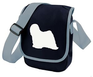 Tibetan-Terrier-Dog-Bag-Silhouette-Shoulder-Bags-Handbags-Birthday-Xmas-Gift