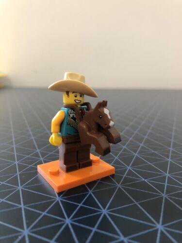 Lego minifigures series 18 Cowboy Costume Guy 71021
