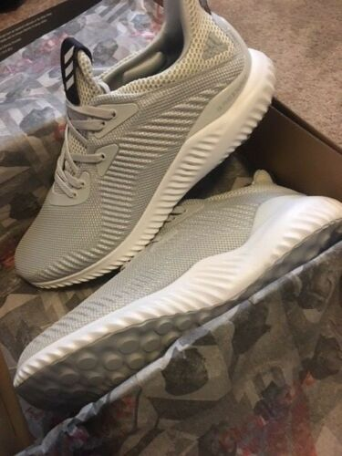 Hommes 10 ClairGris Taille Alphabounce Adidas Nn80vOmw