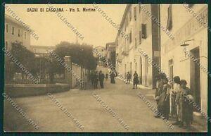 Pisa Bagni di Casciana cartolina EE6267 | eBay