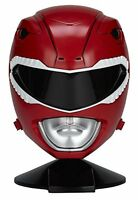 Power Rangers Full-scale Legacy Helmet, Mighty Morphin Power Rangers Helmet, Red