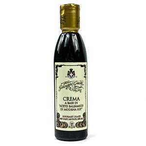 Aceto-Balsamico-di-Modena-IGP-Cream-250-ml-Balm-Vinegar-Crema-from-Italy