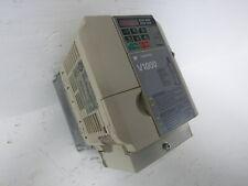 10 HP VFD Yaskawa V1000 CIMR-VU4A0018FAA Rev A 380-480VAC DRIVE