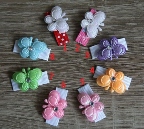 Süße Baby Haarspangen Schmetterling Haarclip Kind Haarspange