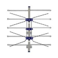 Antennacraft U2000 2-bay Uhf Outdoor Tv Antenna Hdtv Outdoor 9 Elements Bowtie