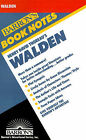 Henry David Thoreau's Walden by Linda Corrente (Paperback, 1984)