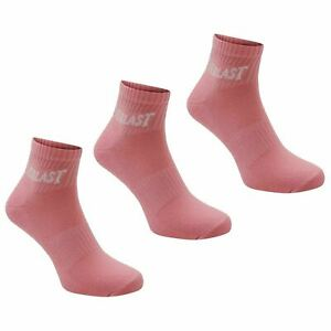 Everlast-Kids-Quart-Chaussettes-3-Pack-Junior-1-6-stretch-rose-B521-6
