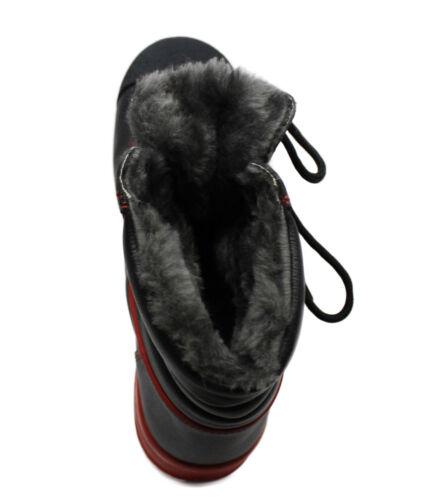 WINTER Dachdeckerschuhe mit Webpelzfutter Schuhe ohne Stahlkappe DIN EN 347 O3
