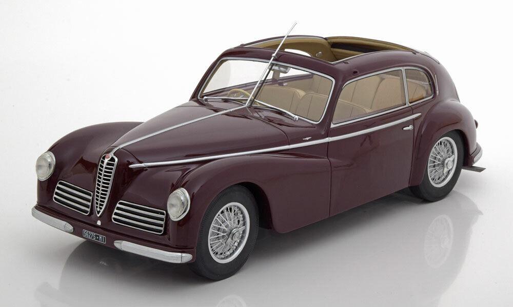 1949 Alfa Romeo 6c 2500 Sport Freccia D´Gold Cabrio Coupe RHD 1 18 Le300
