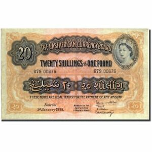 212723-Billet-EAST-AFRICA-20-Shillings-1-Pound-1955-1955-01-01-KM-35