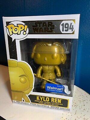 Star Wars 194 Walmart Exclusive Kylo Ren Bobble-Head Funko Pop