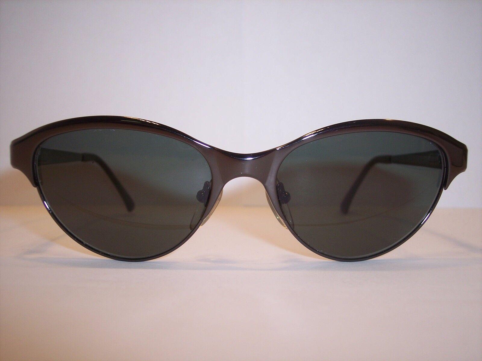 Vintage-Sonnenbrille Sunglasses Sunglasses Sunglasses by damen KARAN New York  Very Rare Original 90'  | Spielen Sie das Beste  | Elegant Und Würdevoll  | Eleganter Stil  446b3b