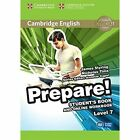 Cambridge English Prepare! Level 7 Student's Book and Online Workbook: Level 7 by Nicholas Tims, James Styring, David McKeegan (Mixed media product, 2015)