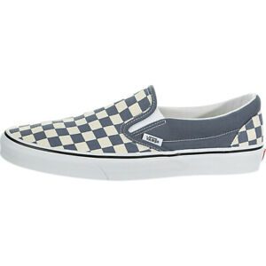 Vans Slip-On Unisex Checkerboard Shoes