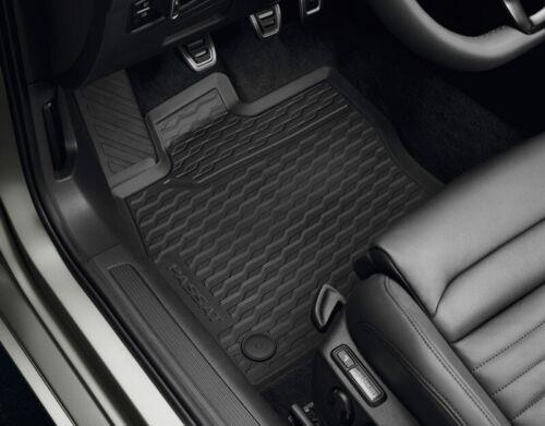 VW Passat B8 Gummifussmatten Allwettermatten Fussmatten vorne 3G1061502A org