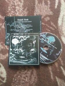 BEHALF-FIEND-the-analogical-evil-sound-revives-CD-black-metal