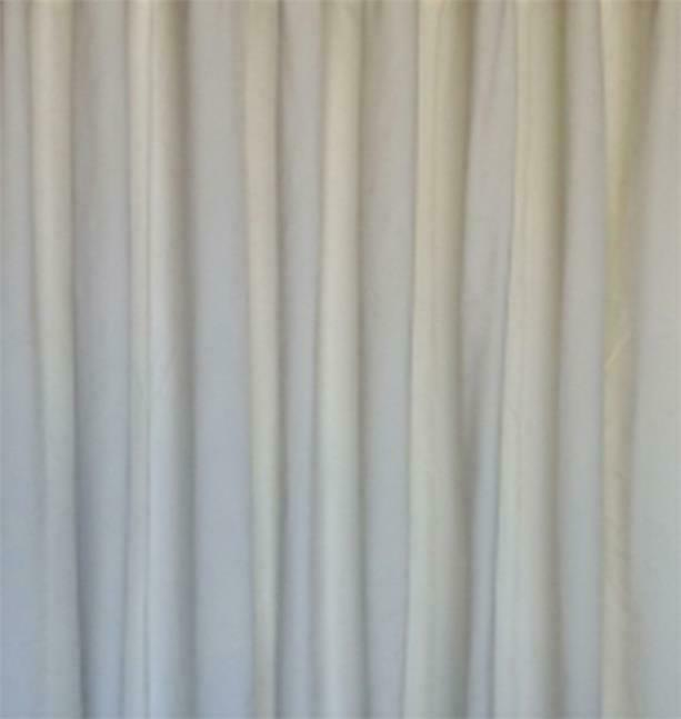 168 inch H Solid White Velvet Ready Made Curtain Panels Extra Tall Panel Drapes