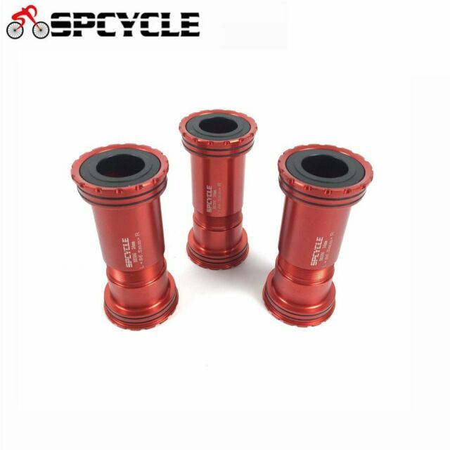 BB386 EVO 24 Adapter bicycle Press Fit Bottom Brackets For Shimano 24mm Crankset
