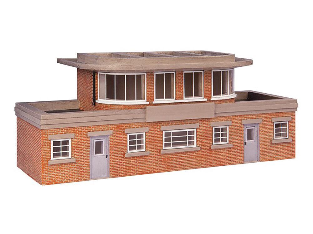 Bachmann-44-0059 00 Gebäude Art Deco Stellwerk