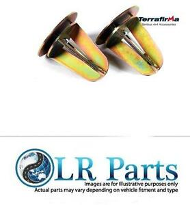 LAND ROVER DISCOVERY DEFENDER RRC REAR SPRING DISLOCATION CONES TF510