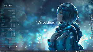 Details about Arco Linux Live USB 64bit ArchMerge Openbox Xfce desktop fast  easy to use