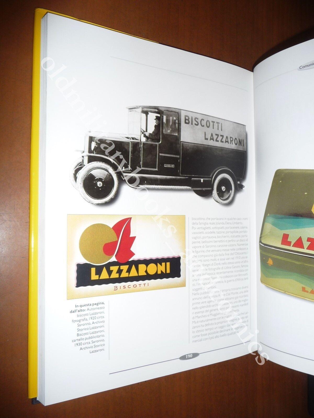 STORIA DELLA COMUNICAZIONE DELL'INDUSTRIA LOMBARDA 1881-1945 CON COFANETTO