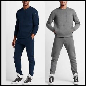 Capable Neuf Avec étiquette$ 200 Hommes 2xl 3xl Nikelab Nike Acg Tech Fleece Training Pantalon All Weather Gear-afficher Le Titre D'origine