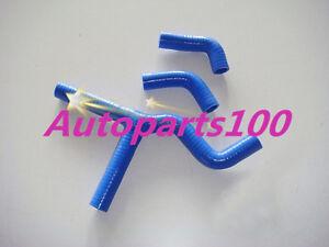 For-KTM-450SX-525SX-Radiator-Blue-Silicone-Y-Hose-Kit-2003-2006-2004-2005
