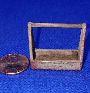 Casa-de-Munecas-Miniatura-Handmade-Herramienta-Caja-Caddie-Worn-1-24-Medio