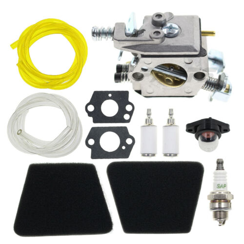 Carburetor Carb Gaskets Air Filter for Homelite 35cc 38cc 42cc Chainsaw 2 Cycle