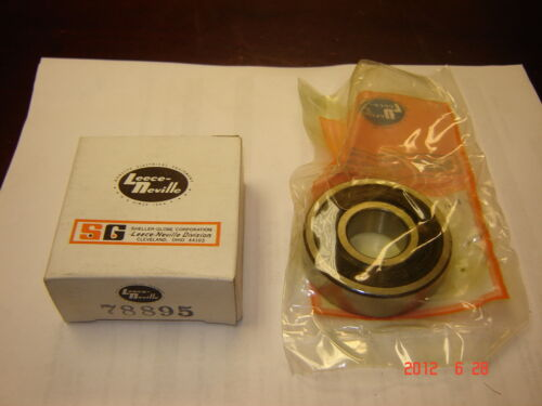 Leece Neville Alternator Bearing 78895 See Listing For Cross Reference Numbers