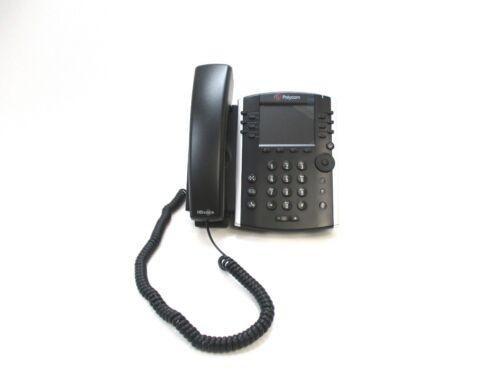 NEW Polycom VVX 411 IP Phone Gigabit PoE VOIP 2200-48450-025