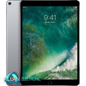 "Neuf Apple iPad Pro 10.5"" 64Go 64GB Wifi Version - Gris sidéral Space Gray"