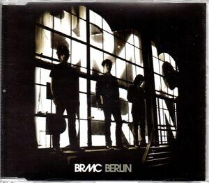 BLACK-REBEL-MOTORCYCLE-CLUB-BERLIN-RARE-PROMO-CD-SINGLE-MINT