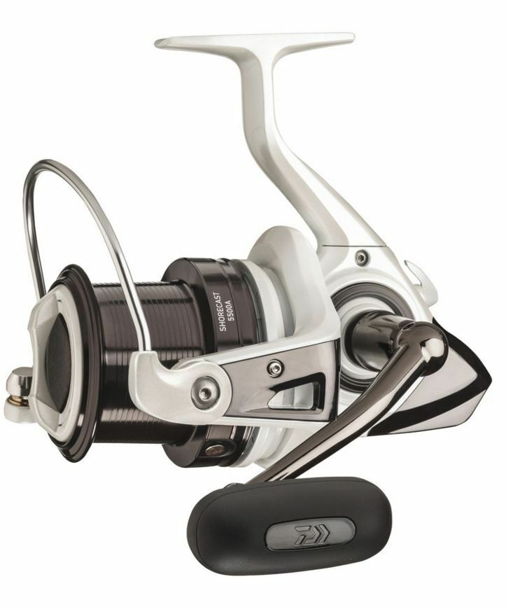 DAIWA  SHORECAST SURF FISHING REEL 4500A, 5000A, 5500A, 6000A ALL MODELS  save on clearance