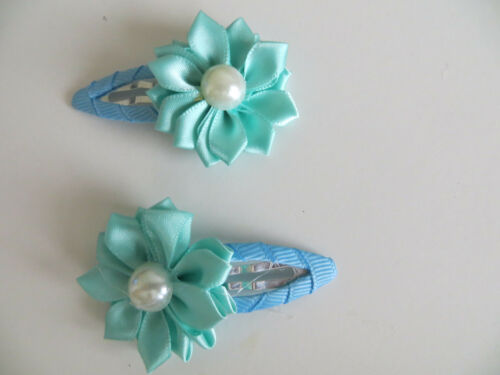 Ragazza Fermacapelli Mini Girasole Fiore Per Capelli Clip bambini FORCINE PER CAPELLI FAI DA TE bambina