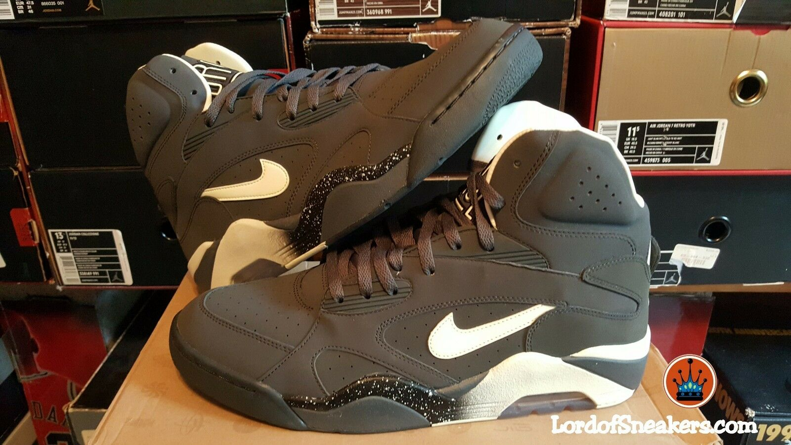ds Nike Air Force 180 MID