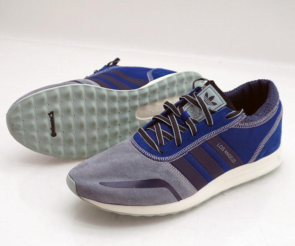 Adidas los angeles angeles angeles zapatillas zapatos caballero azul gris talla 44 2 3   us 10,5 - s42022 1d2fd5