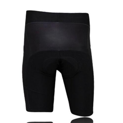 Shorts S-5XL Bib Bibs Men/'s Padded Bike Cycle Black Cycling Biking Shorts
