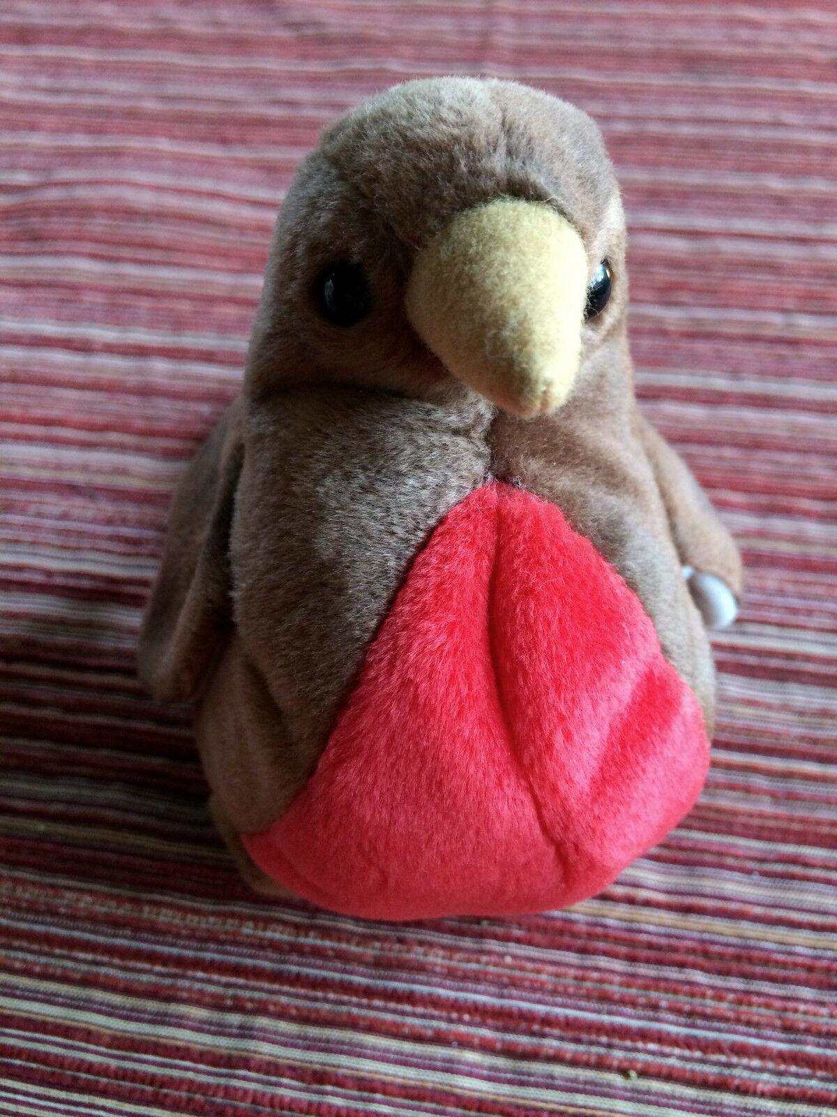 Rare Retired Early The The The Robin, Brown Bird TY Beanie Baby w  Errors  Bean Bag Toy a82fca
