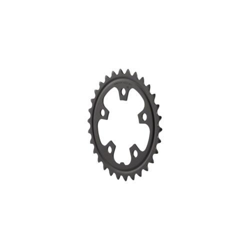 ORIGIN8 Single-Ring Steel Bolts MX//Single Steel M8x6mm Bolt M8x4mm Nut Black