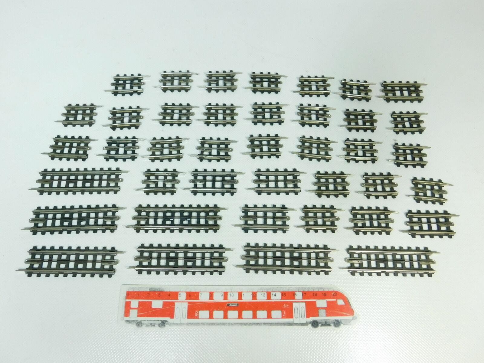 BQ180-0,5 x Trix Express Variadas H0   Dc Pieza de Equilibrio   vía,Muy Buen