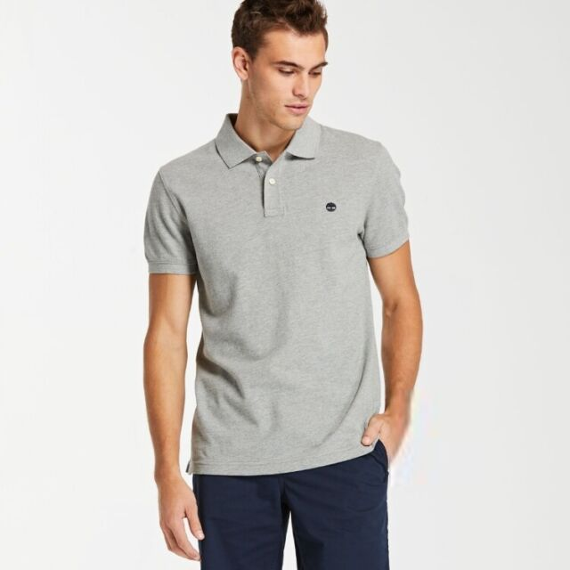 Men/'s Solid Polo Short Sleeve Shirt Pique Casual Cotton Top New Size M L XL XXL