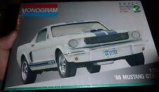 MONOGRAM 1966 FORD MUSTANG GT-350 1/24 Model Car Mountain FS GT350 91