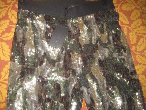 Paillettes Bcbg Leggins Maxazria Camouflage Camouflage Military TTqZg8tw