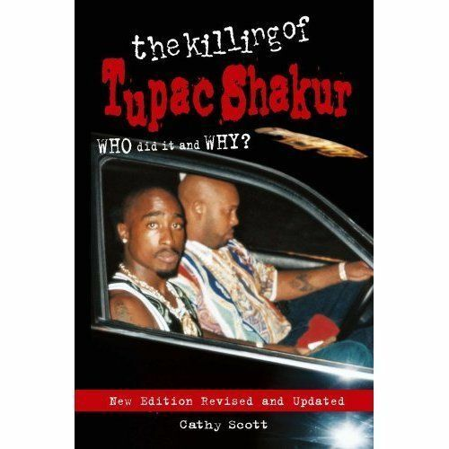 1 of 1 - The Killing of Tupac Shakur,Cathy Scott,Very Good Book mon0000111083