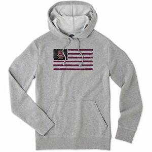 Graphite//White NCAA Navy Mens Echo HoodieEcho Hoodie L